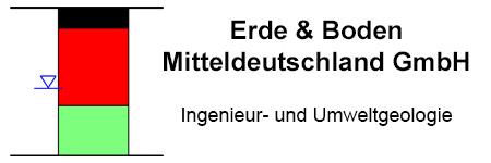 Erde & Boden Mitteldeutschland Logo